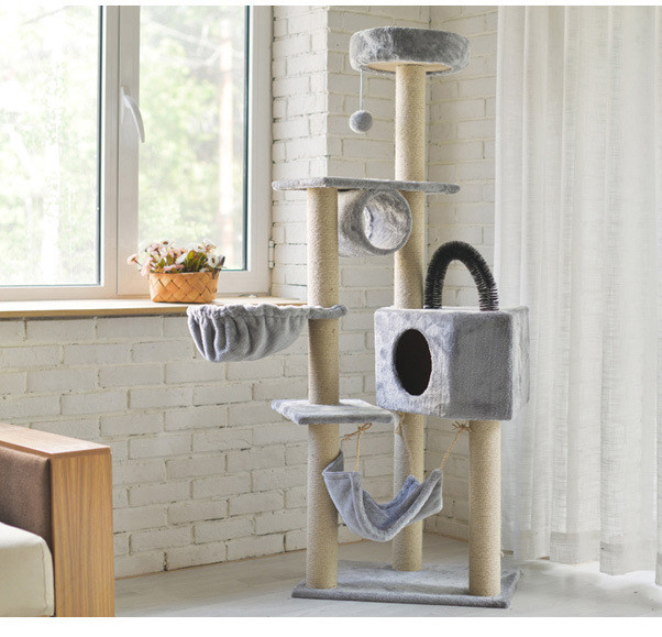Factory cactus cat tree wholesale cat tree scratching post