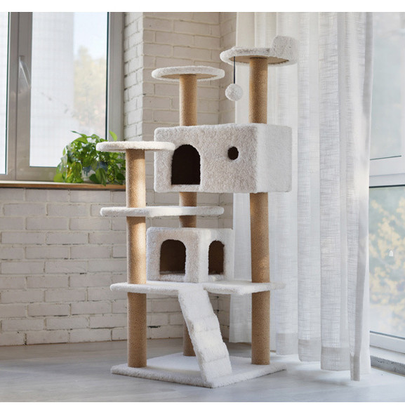 Factory wholesale cat tree xxl cat tower cat scratcher tree