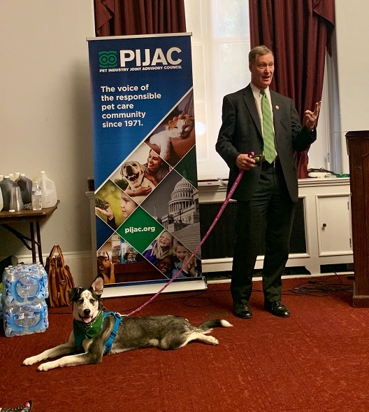 Pet Care Professionals Meet with Elected Officials on Capitol Hill