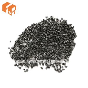 Anthracite based carbon additive