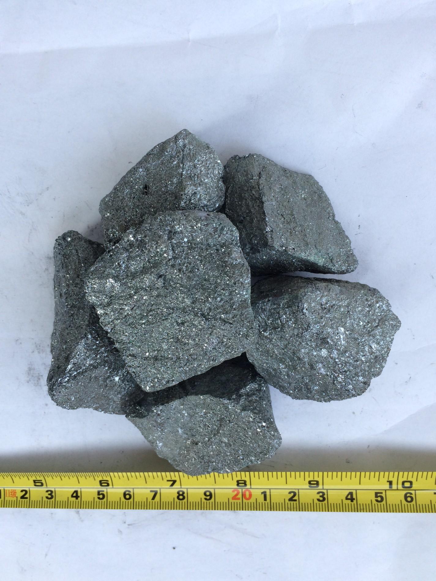 High carbon ferro silicon