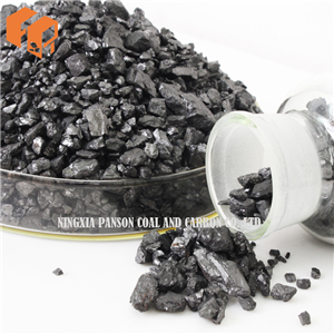 Anthracite based carbon additive with F.C 85%