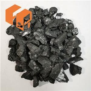 Anthracite filter material