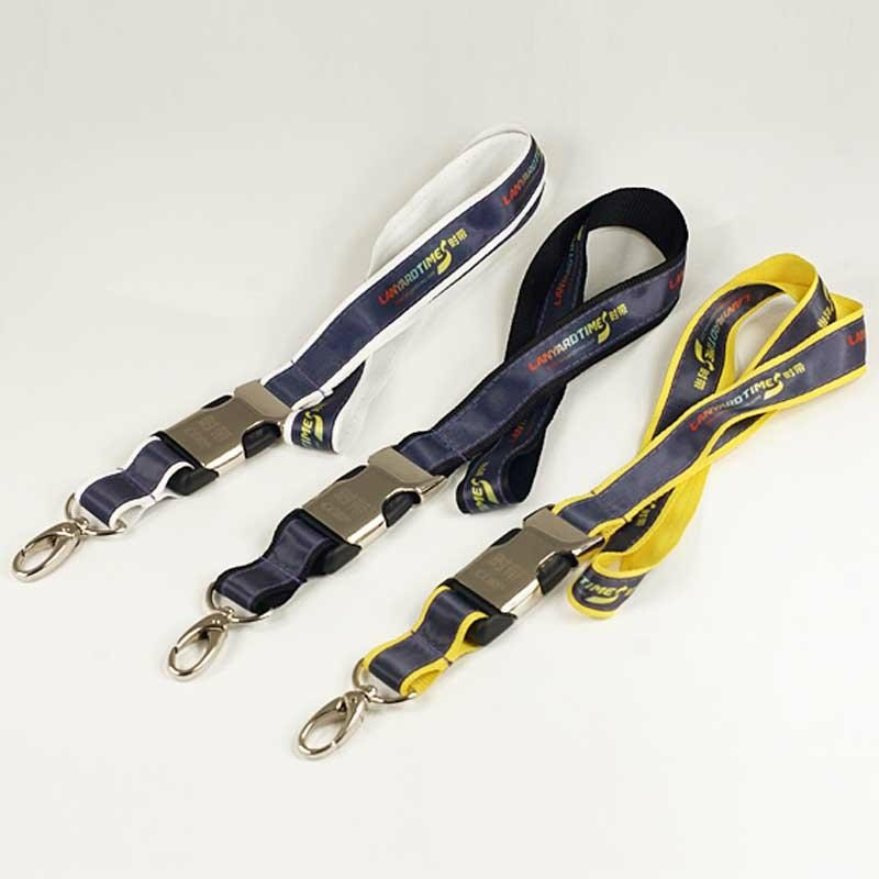 Ribbon Lanyard Manufacturers, Ribbon Lanyard Factory, Supply Ribbon Lanyard