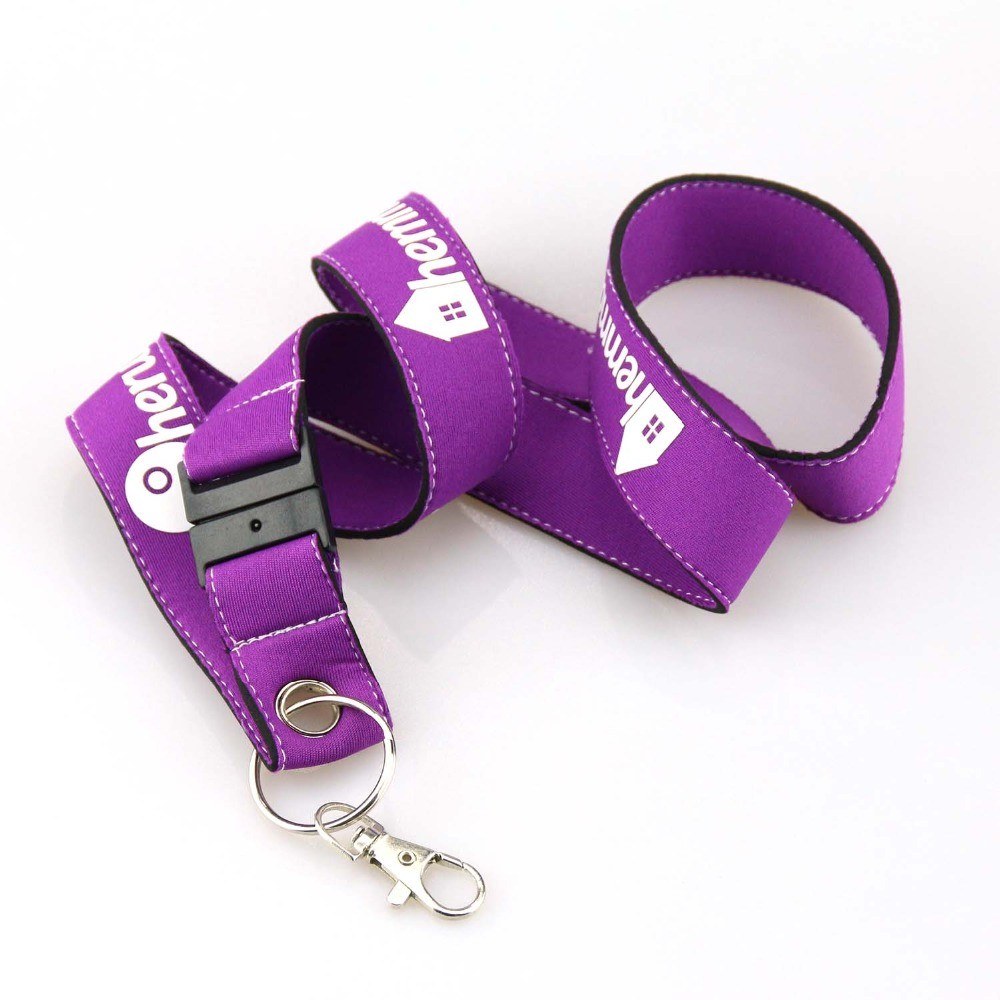 Neoprene Lanyard Manufacturers, Neoprene Lanyard Factory, Supply Neoprene Lanyard