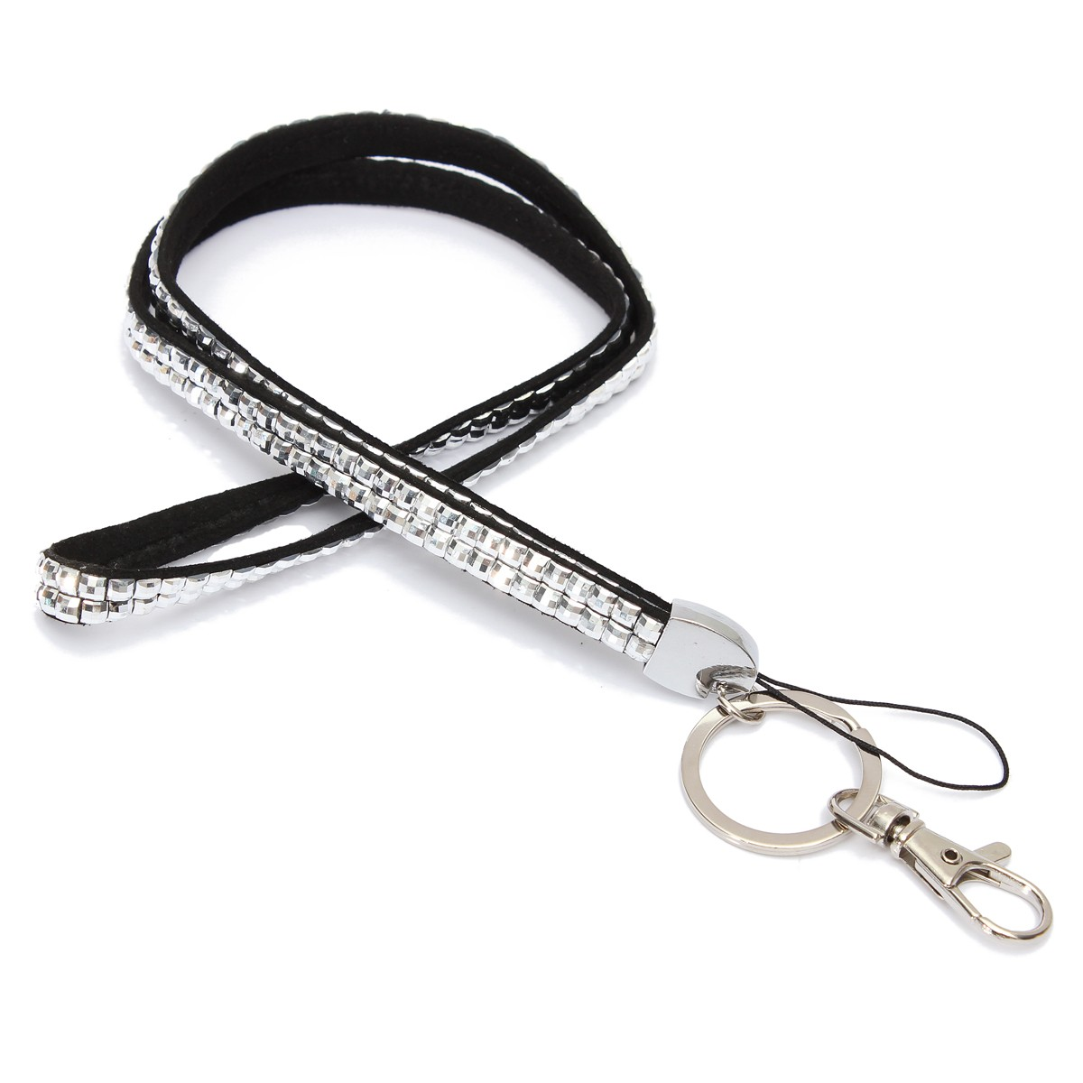 Rhinestone Lanyards Manufacturers, Rhinestone Lanyards Factory, Supply Rhinestone Lanyards
