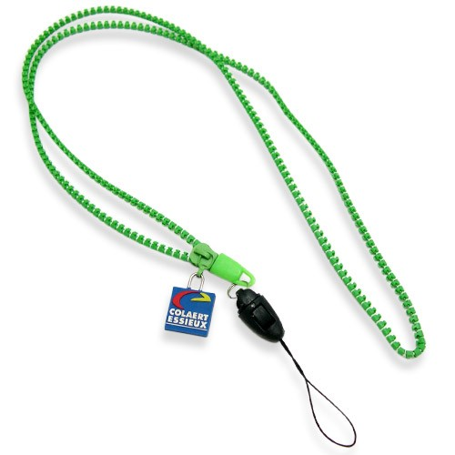 Zipper Lanyards Manufacturers, Zipper Lanyards Factory, Supply Zipper Lanyards