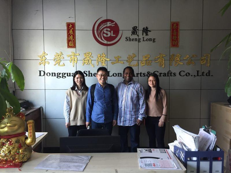 Overseas customer visits