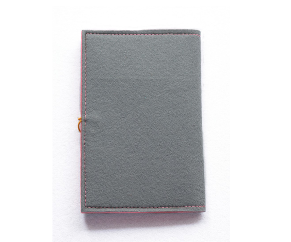 Felt Passport Cover