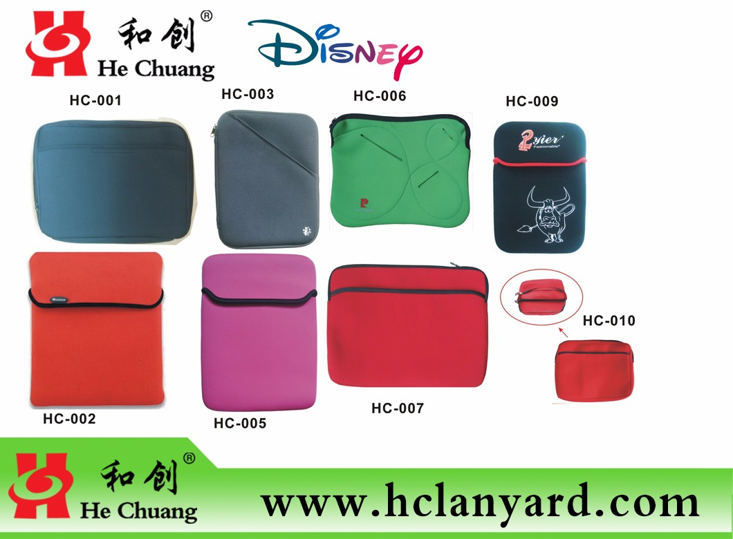 Customizable wholesale neoprene package
