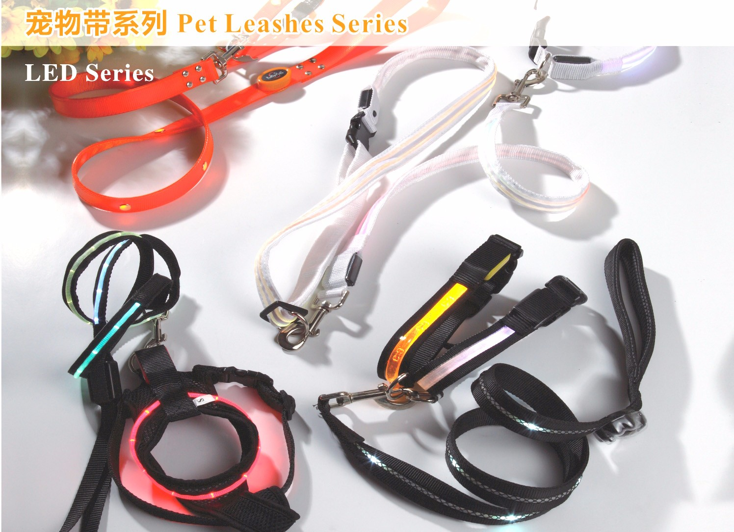 LED Dog Leashes Manufacturers, LED Dog Leashes Factory, Supply LED Dog Leashes