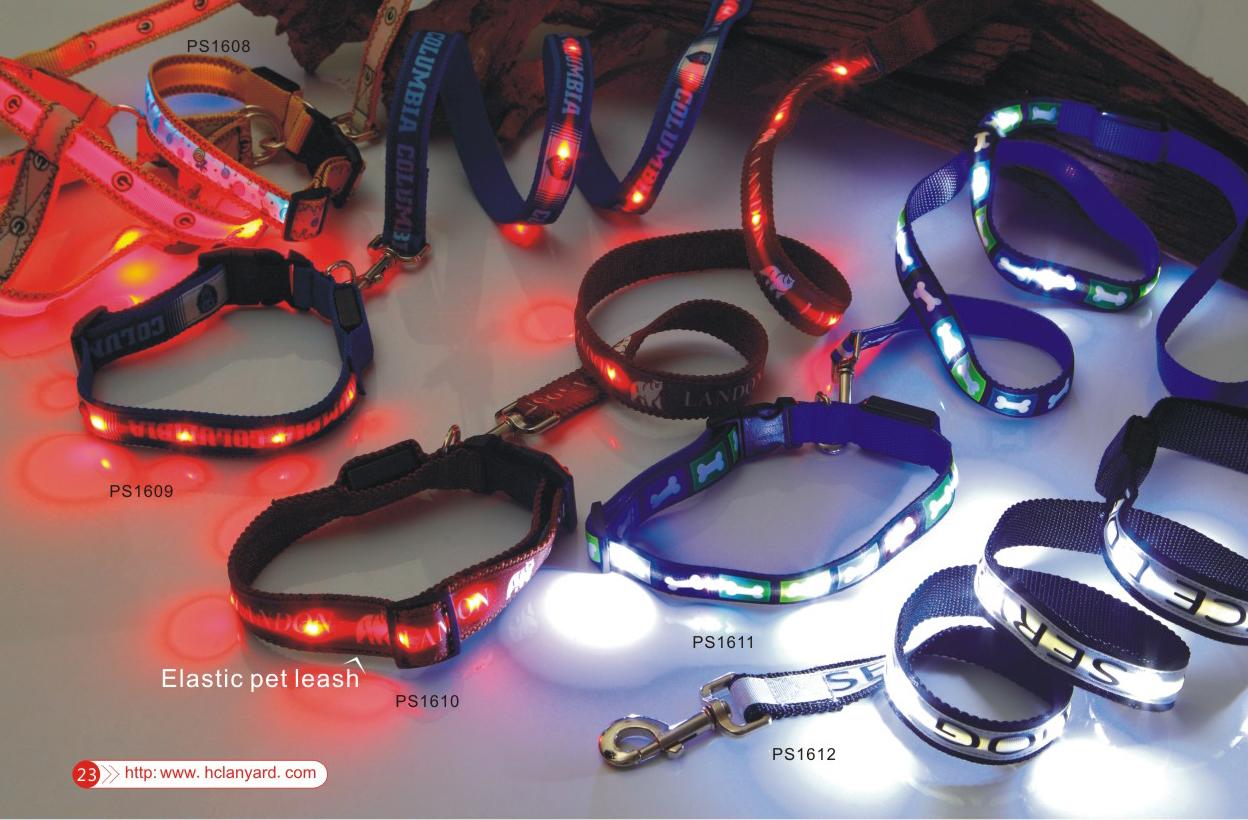 LED Leashes