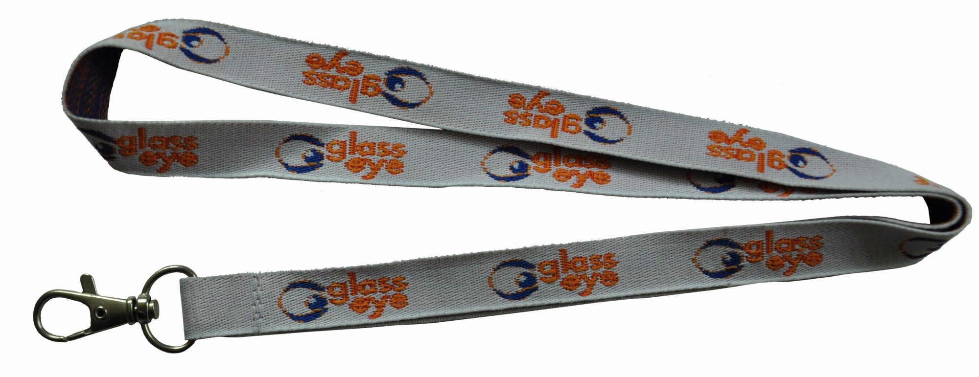 New fashionable with various colors jacquard lanyards