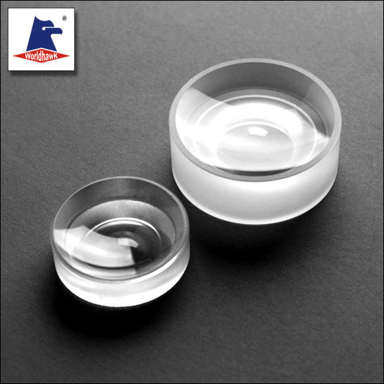 Plano Concave Lenses