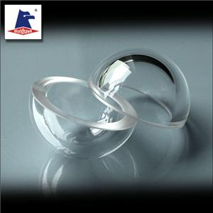 Optical Glass Dome Lenses