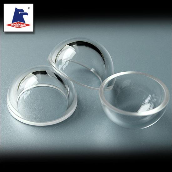 Sapphire Glass Dome Lenses