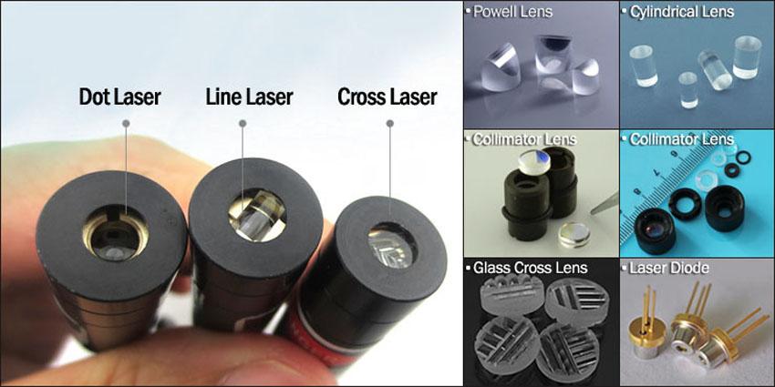 dot laser module