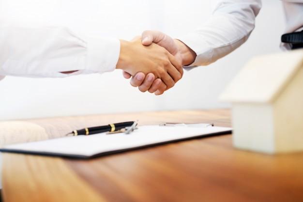 Customer contract
