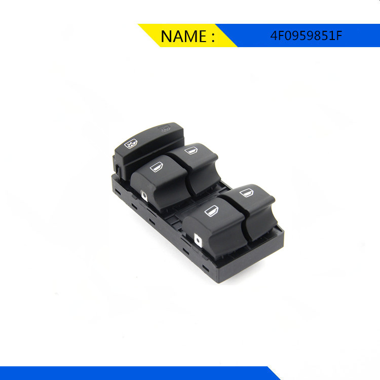 Audi Power Master Window Switch