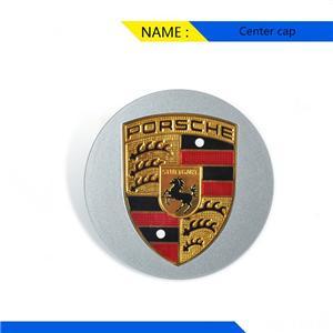 Porsche wheel cap