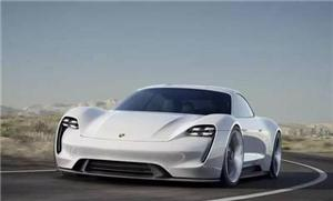 Porsche's most handsome electric coupe is coming