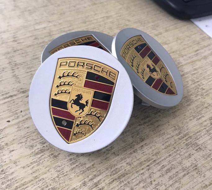 Porsche center cap