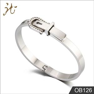 Belt shape bracelet