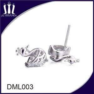 Silver jewelry earrings Manufacturers, Silver jewelry earrings Factory, Silver jewelry earrings