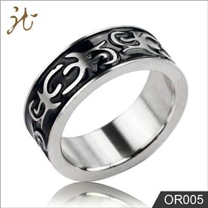 Amazing stainless steel ring