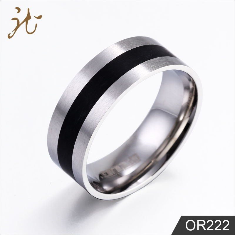 304 stainless steel rings