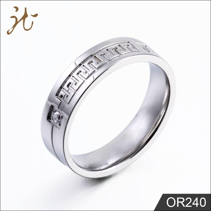 Boys finger rings