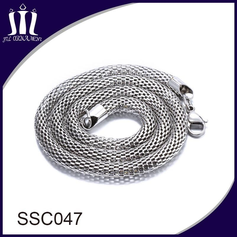 Stainless steel chain necklace Manufacturers, Stainless steel chain necklace Factory, Stainless steel chain necklace