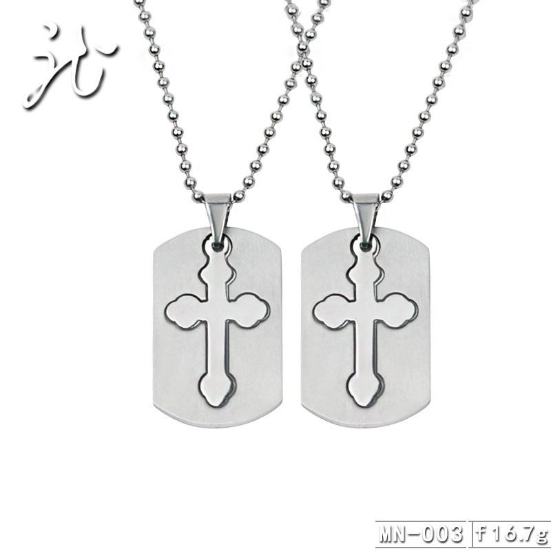 316L stainless steel necklace