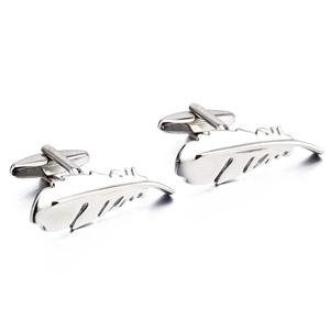 Custom made luxury cufflinks