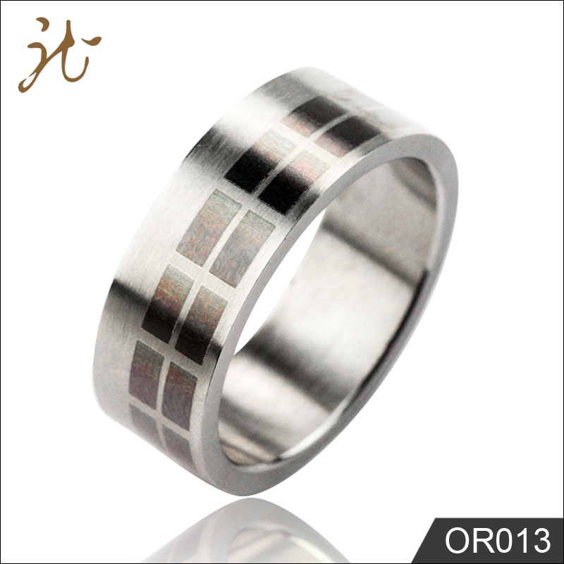 Cheap stainless steel rings