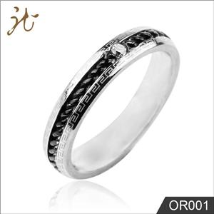 Wholesale stainless steel rings