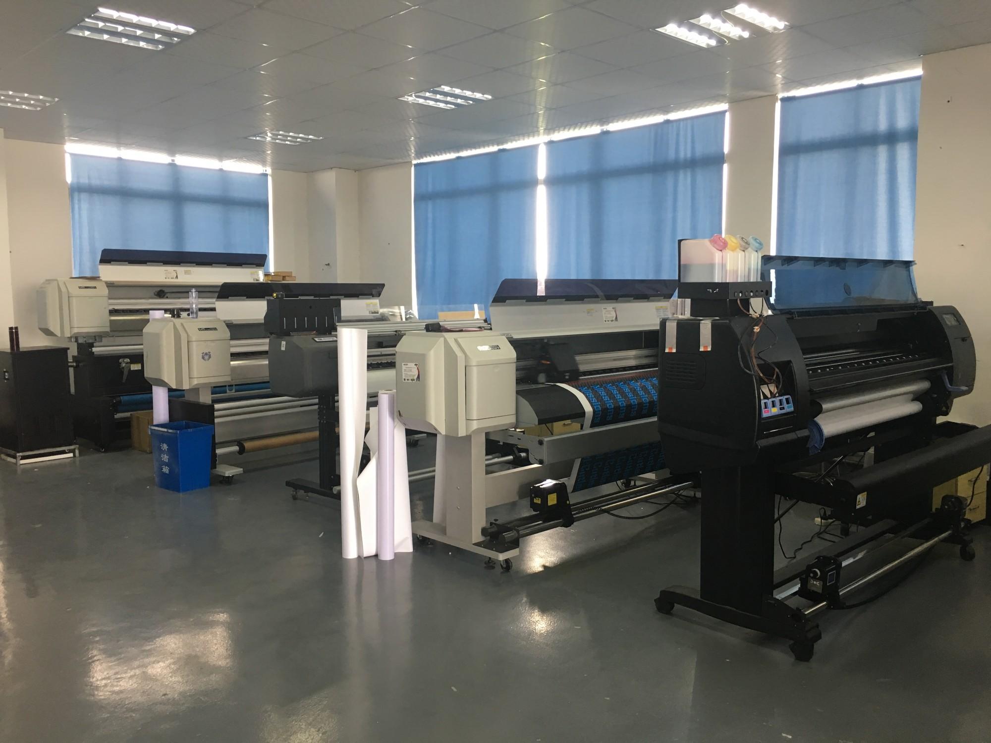Dust-Free Workshop for digital printing