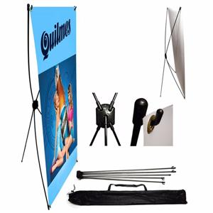 Simple X Banner Stand