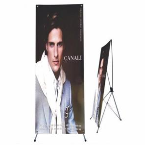 Classical X Banner Stand