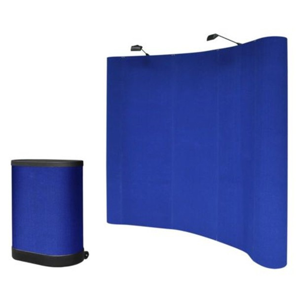 Magnetic Pop Up Display, Fold Screen Frame, Flexible Screen Frame