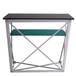 Portable Pop Up Table, Activity Poster Desk, Market Poster Table