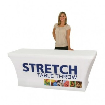 Portable Trade Show Tables, Desk Ensign Fabric, Desk Poster Cloth