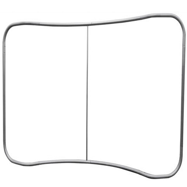 Curved Curtain Shelf, Curved Setting Shelf, Curved Screen Bracket