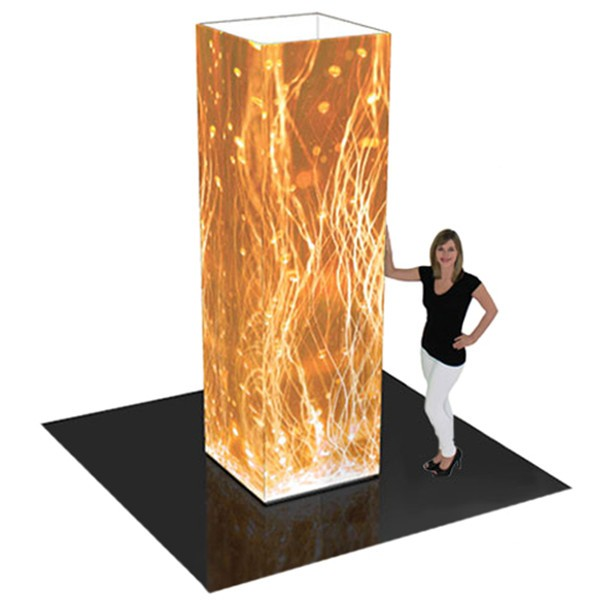 EZ Tower Fabric Displays