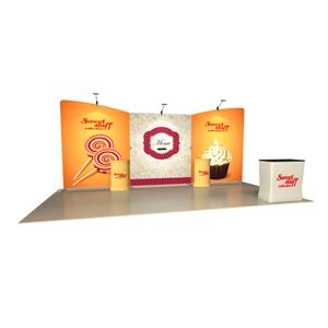 EZ Tube Fabric Display Kits