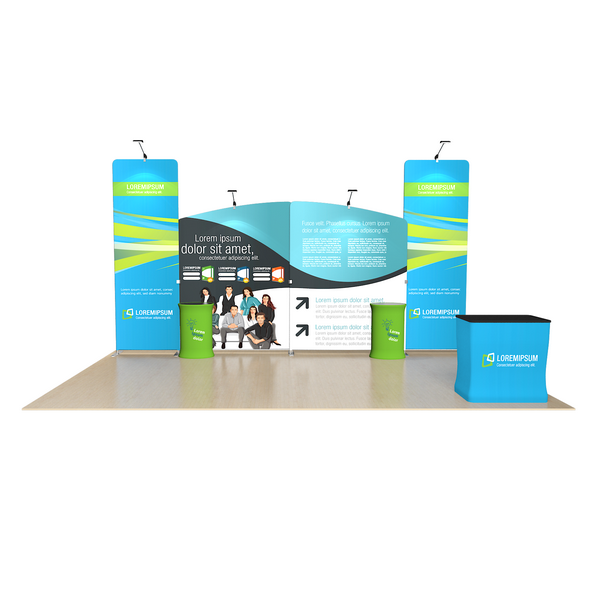 Cheap Simple Trade Show Booth Brands, China Sell Activity Area Factory, OEM Store Events District Quotes