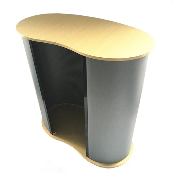 Trade Show Booth Displays, Mall Advertise Desk, Store Poster Desk