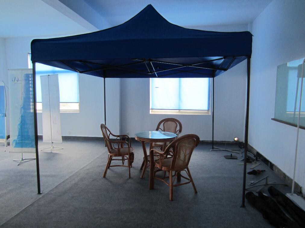 Custom Event Tents, 10X10 Pop Up Tent, Daybill Metal Awning