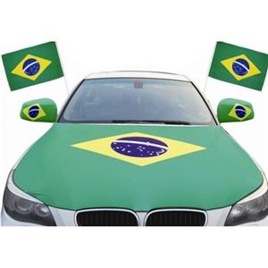Car Mirror Cover Flag