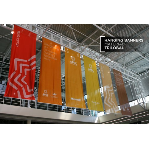 Indoor Advertising Banner